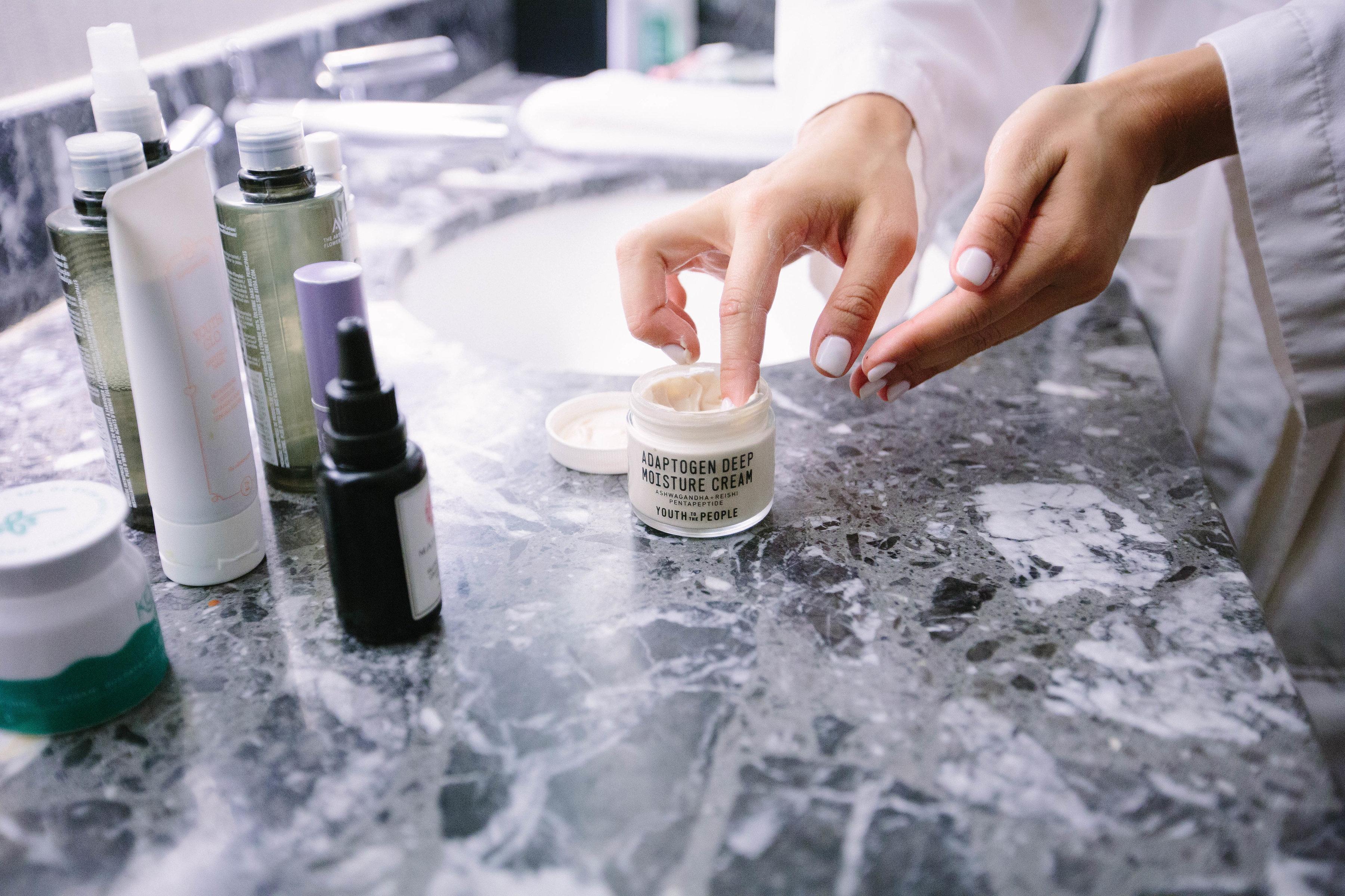 Brightening Facial Scrub by acure organics #8